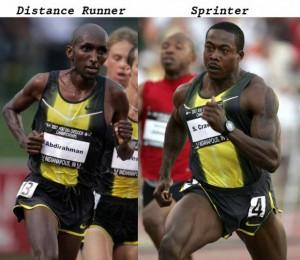 explosieve kracht sprinter