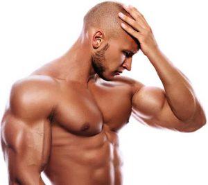 haarverlies steroids