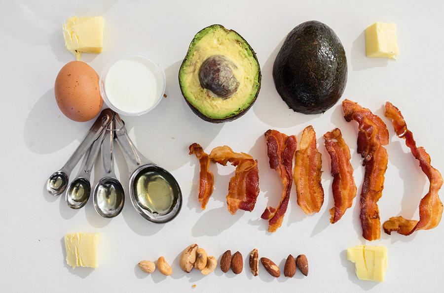 ketogeen dieet spiermassa