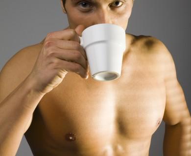 koffie drinken mag