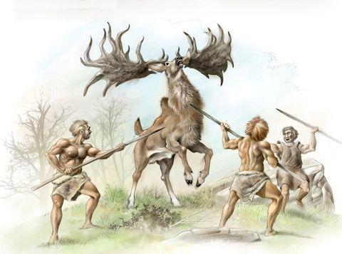 neanderthalers vasten