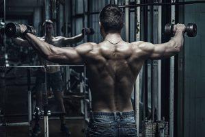 schouder workout 3