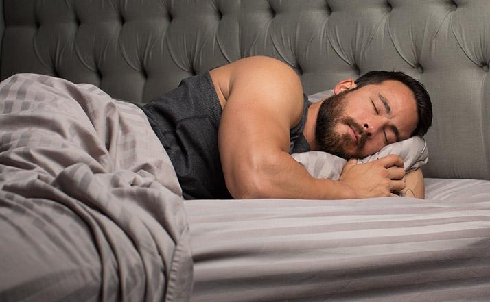 slapen krachttraining