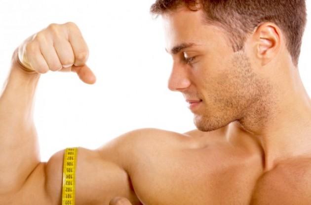 snel spieren opbouwen foto