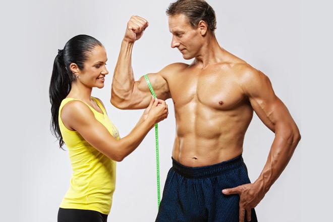 mesure croissance musculaire
