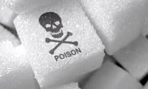 suiker slecht inname