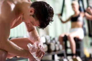 vermoeidheid sporten