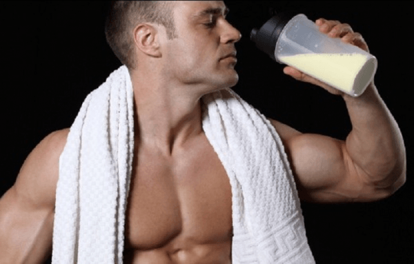 wanneer shake drinken