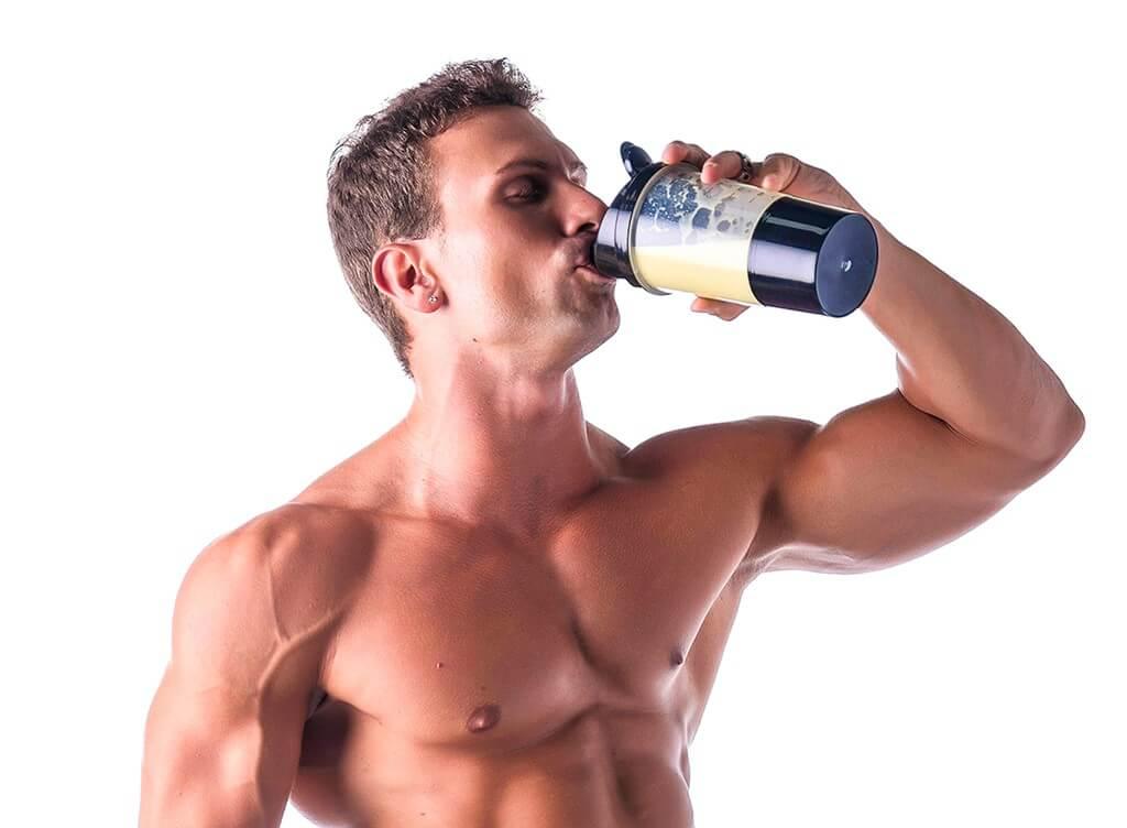 beste shakes voor spiergroei